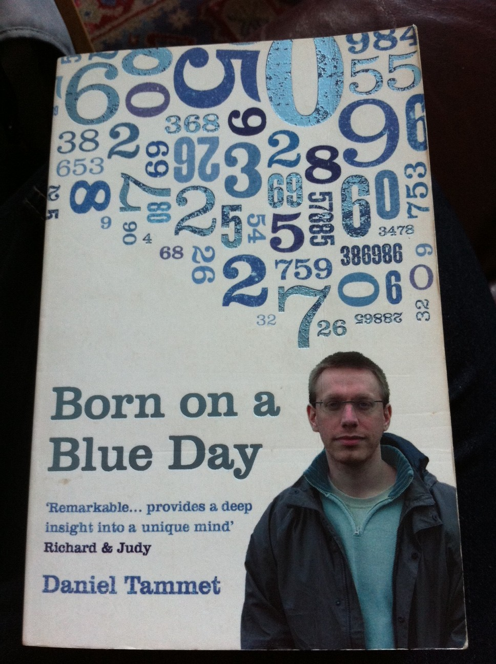 born on a blue day Npr coverage of born on a blue day: inside the extraordinary mind of an autistic savant: a memoir by daniel tammet news, author interviews, critics' picks and more.